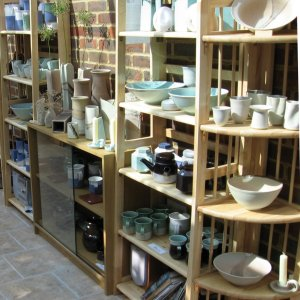 Visit our Wendover pottery by appointment